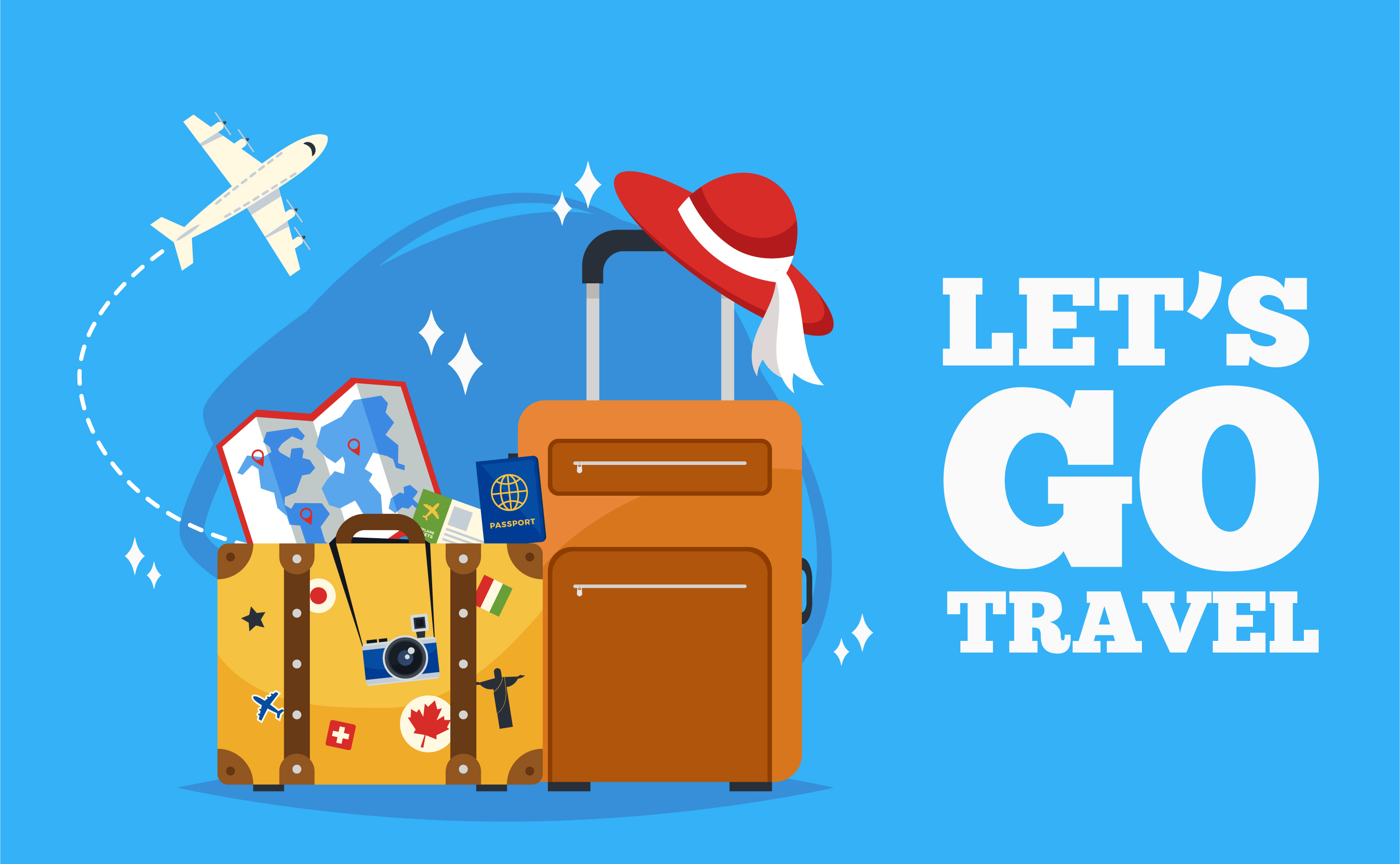 Atelier « Let's go travel »